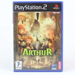Arthur and the Minimoys (Playstation 2)