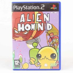 Alien Hominid (Playstation 2)