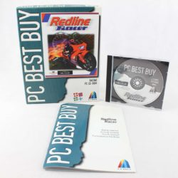 Redline Racer (PC Big Box, PC Best Buy)