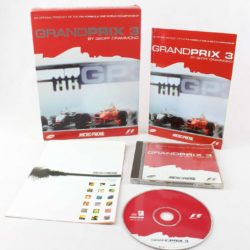 Grand Prix 3 (PC Big Box, 2000, MicroProse)