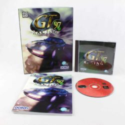 GT Racing 97 (PC Big Box, 1997, Blue Sphere)