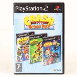 Crash Bandicoot Action Pack (Platstation 2)