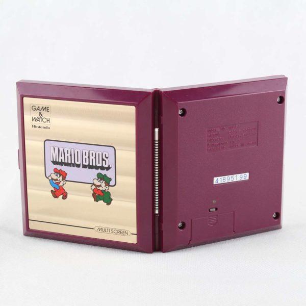 Game & Watch Multi Screen: Mario Bros (Boxed)