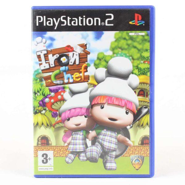 Iron Chef (Playstation 2)