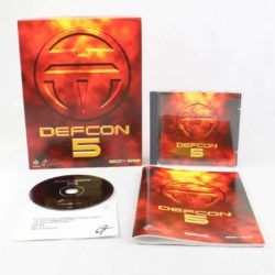 Defcon 5 (PC Big Box, 1995, Millennium Interactive)