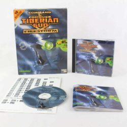Command & Conquer: Tiberian Sun - Firestorm (PC Big Box, 2000)