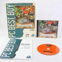 Pro Pinball: Timeshock! (PC Big Box, 1997, Cunning Developments)