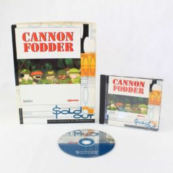 Cannon Fodder (PC Big Box, Sold Out, 1993, Sensible Software)
