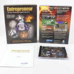 Entrepreneur (PC Big Box, 1997 Stardock Systems)