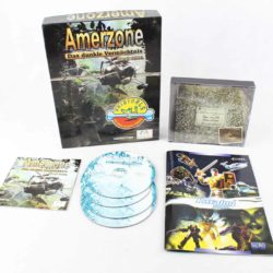 Amerzone: The Explorer's Legacy (PC Big Box, 1999, Tysk)