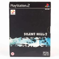 Silent Hill 2 - Special 2 Disc Set (PS2)