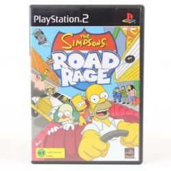 The Simpsons: Road Rage (Playstation 2)