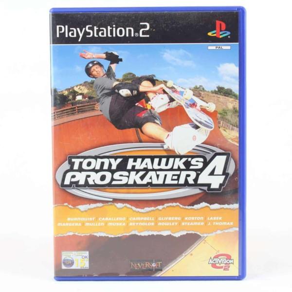 Tony Hawk's Pro Skater 4 (Playstation 2)