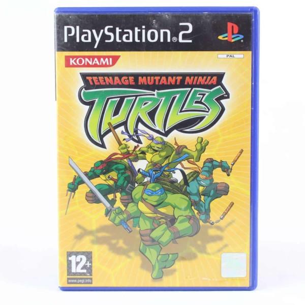 Teenage Mutant Ninja Turtles (Playstation 2)