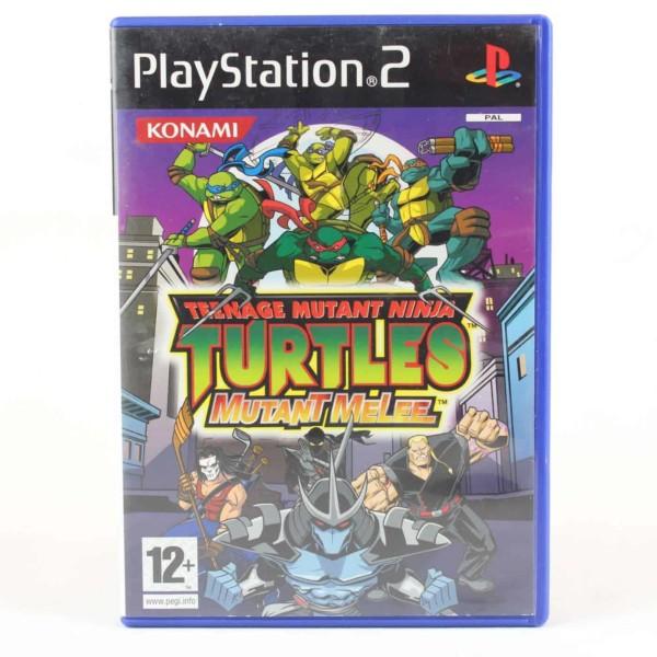 Teenage Mutant Ninja Turtles: Mutant Melee (Playstation 2)
