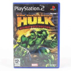 The Incredible Hulk: Ultimate Destruction (Playstation 2)
