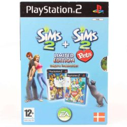 The Sims 2: Limited Edition (Playstation 2)