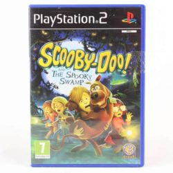Scooby-Doo! and the Spooky Swamp (Playstation 2)