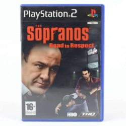 The Sopranos: Road to Respect (Playstation 2)