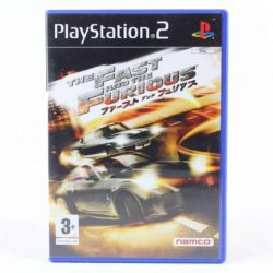 The Fast and the Furious (Playstation 2)