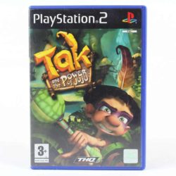 Tak and the Power of Juju (Playstation 2)