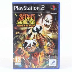 The Secret Saturdays: Beasts of the 5th Sun (Playstation 2)