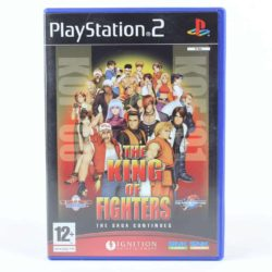 The King of Fighters 2000-2001 (PS2)