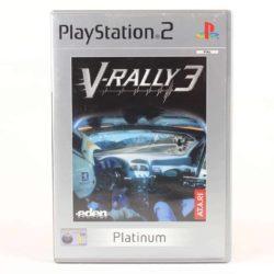 V-Rally 3 (Playstation 2 - Platinum)