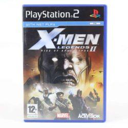 X-Men: Legends II - Rise of Apocalypse (Playstation 2)
