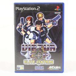 Virtua Cop: Elite Edition (Playstation 2)