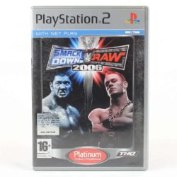 WWE Smackdown vs. Raw 2006 (Playstation 2 - Platinum)