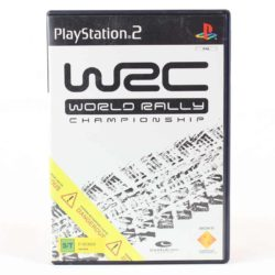WRC World Rally Championship (Playstation 2)