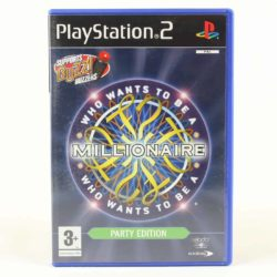 Who Wants to Be a Millionaire: Party Edition (Playstation 2)