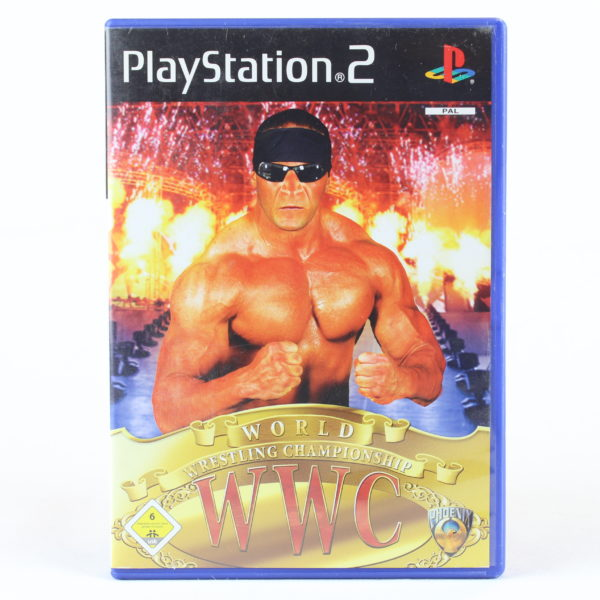 World Wrestling Championship (Playstation 2)