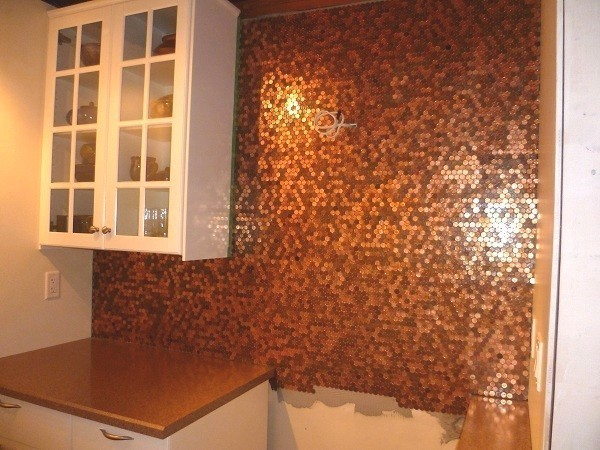 Create A Floor From Pennies Wisetradesmen