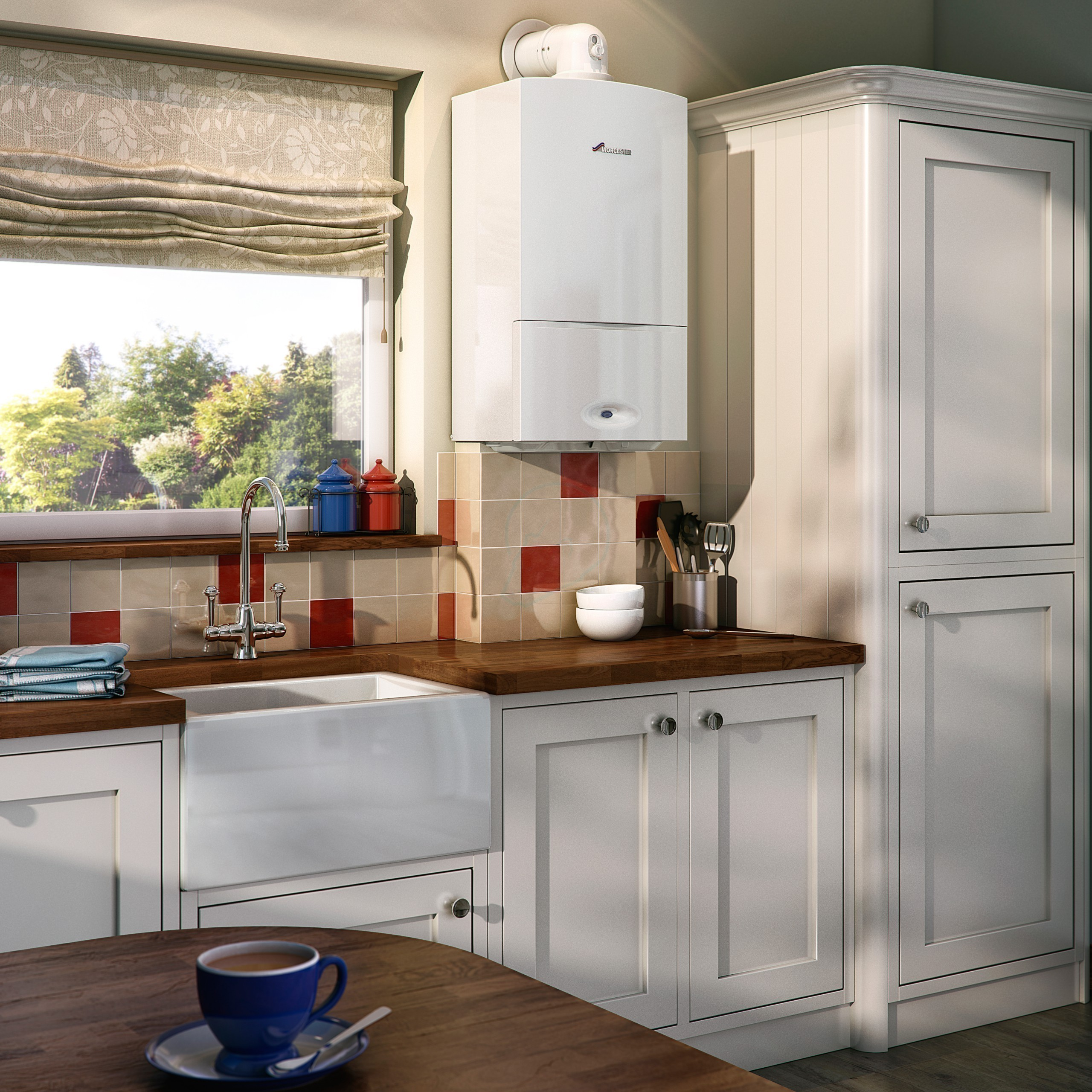 Kitchen Cabinet Pricing Guide: Combi Boiler Prices And Cost Guide