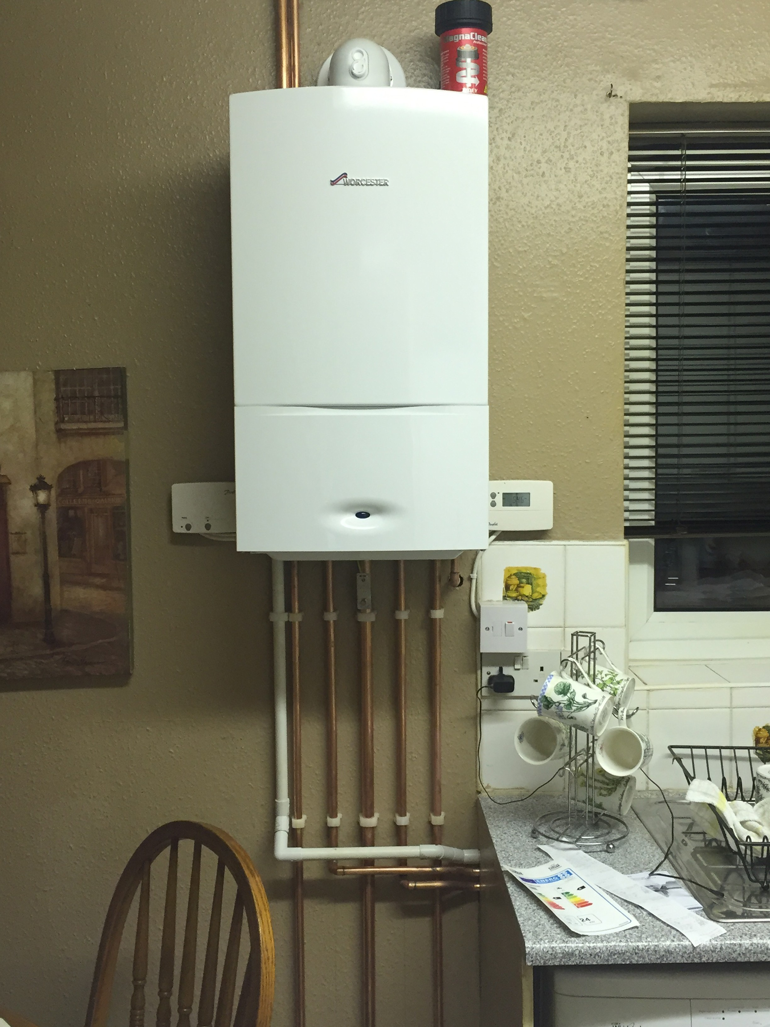 New Combi Boiler Prices, Costs   How Much Does a New Combi Boiler ...