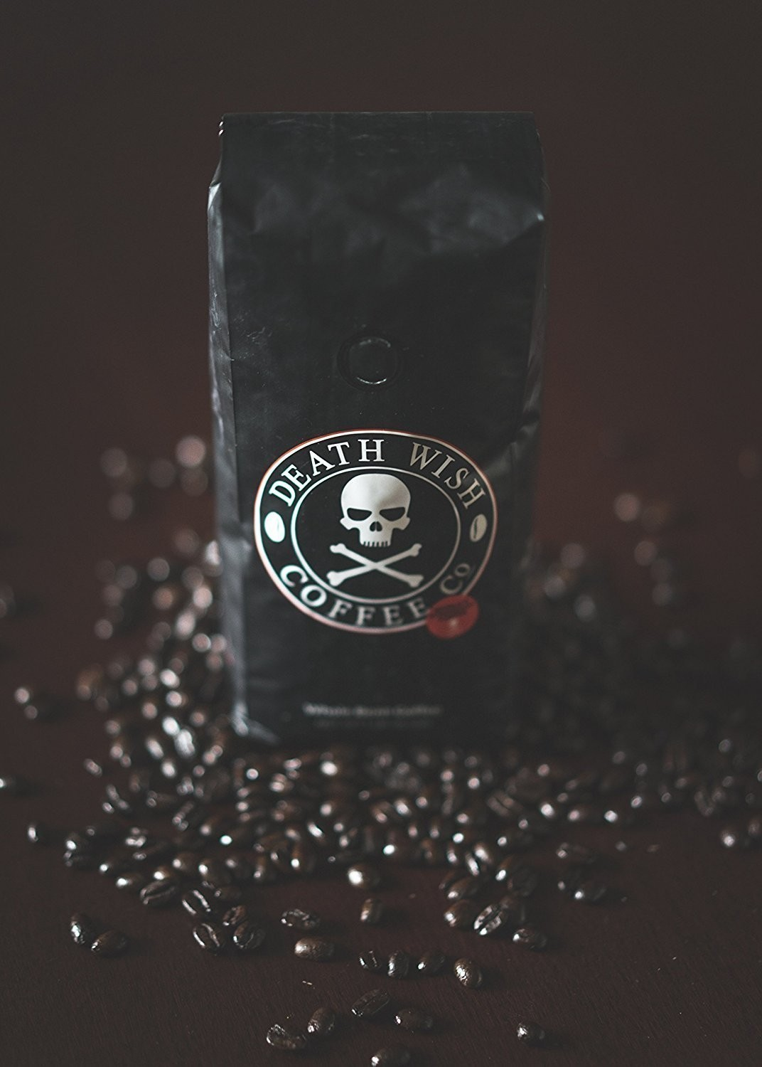 7. Death Wish Coffee, The World's Strongest Coffee