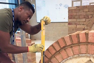 Hackney Community College's Brickwork courses building a great reputation
