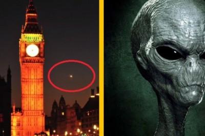 London Plumber Claims Close Encounter