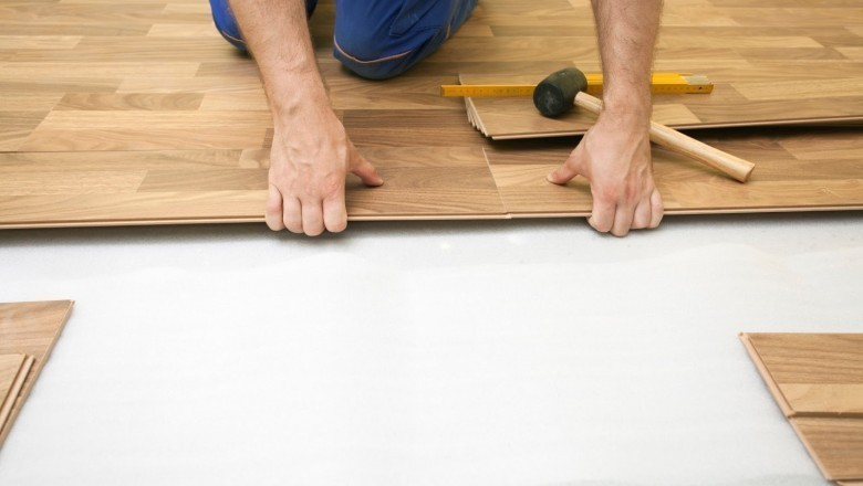 Wood Flooring Laying A Floating Wood Floor Diy Advice And Guides