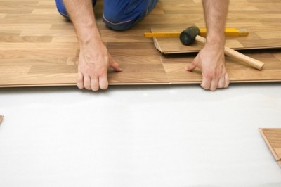 Wood Flooring: Laying a Floating Wood Floor | DIY advice and guides