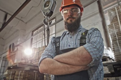 Building Firm Bans Beards