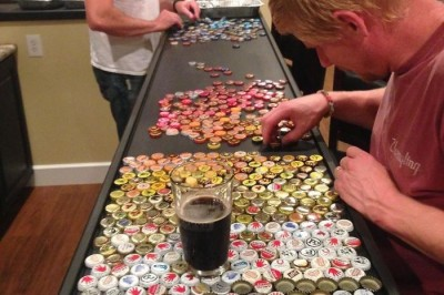 Creating a Beer Top Table