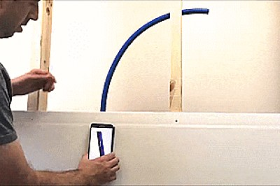 DIY App Lets Users See Inside Their Walls ......but could it leave thousands of builders facing the boot?