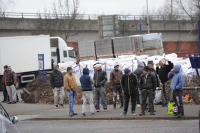 Immigrant Labourers Threaten to Undercut UK Tradesmen