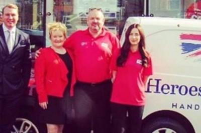 Cheshire Business Turns Squaddies Intro Tradies