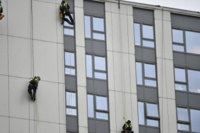 Grenfell Tower Cladding Company Threatens Legal Action over Not Fitting