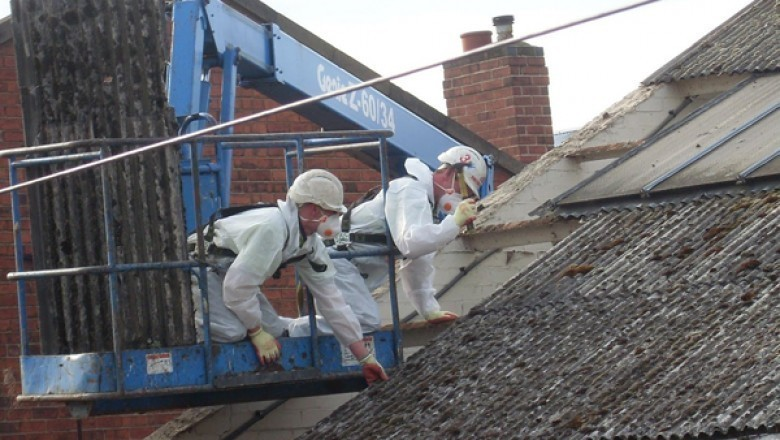 Asbestos Garage And Roof Removal Costs And Prices Guide