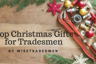 Top Christmas Gifts for Tradesmen